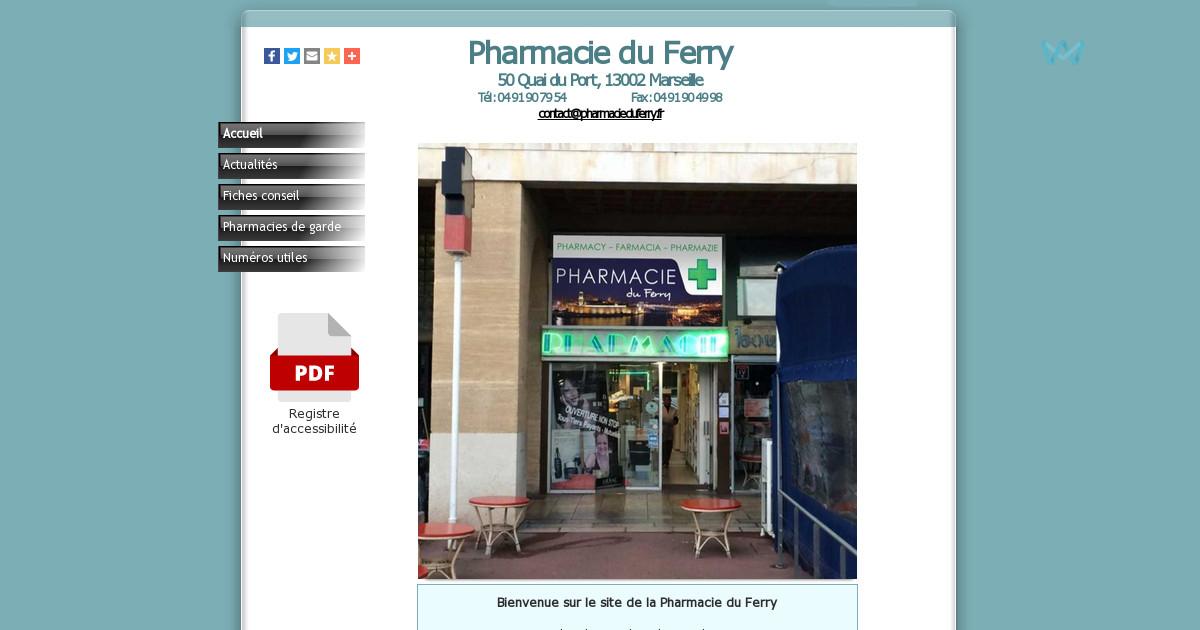 Pharmacie du ferry pharmacies de garde - Pharmacie de garde valenciennes ...